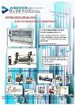 Machines aluminium pvc