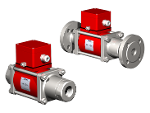 Co-ax Certificated Valves | Atex