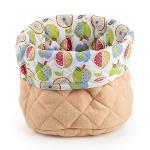 Silk Fruit Basket