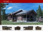 Prefabricated wooden house SOGNE