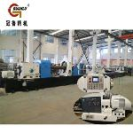 BTA deep hole drilling and boring machine