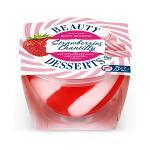 "Beauty Desserts Body Souffle ""Strawberries Chantilly"""