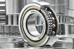 Ball bearing freewheel clutch units