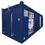 Mobile Dampferzeuger/Containerdampfanlagen