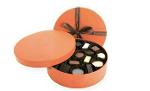 Round Chocolate Box