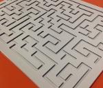 "Metal maze (""ways"")"