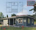 Three Bedroom Prefabricated Homes