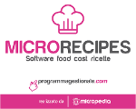 Programma ricette cucina