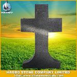 Cross Funeral Tombstone HBMES003