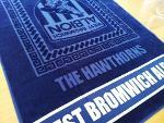 Custom promotional towels