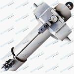 Telescopic three-stage cylinder (piston stroke: 1320 mm)