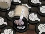 caviar blanco de caracol