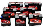 Italian Starter Batteries LB 92Ah dx