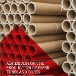 Adhesive for the production od paper tubes and core