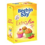 Sucre extra fin 1kg - BEGHIN SAY