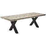 Construction Wood X-table