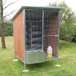 Aviary for Pigeons 8 or 10 pair