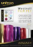 FILM PET - Westroll pour Packaging