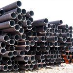 Carbon Steel ASTM A106 GR C Seamless IBR Pipes