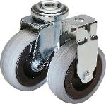 Swivel and fixed castors standard version