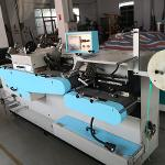 Garment Label Ribbon Screen Printer
