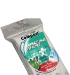 Lingettes Alimentaires Ultra Compaq 15