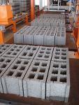 Block machine SUMAB U 1000