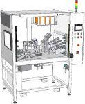Ultrasonic welding machine for the automotive industry