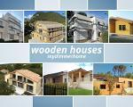 wooden houses