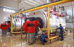 Dampfanlagen / Heißwasseranlagen