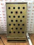 Panel with holes