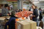 Atelier de conditionnement Hainaut