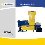 ENERPAT Rice Husk Bagging Press Machine/Rice Husk Baler