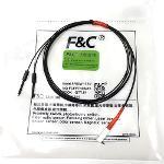 Side-view optical fiber