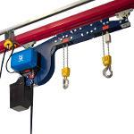 Electric chain hoist PEHS / GCHS