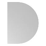 Anbauplatte Canberra in Lichtgrau