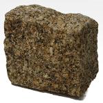 Pavés dallage de Granit Jaune