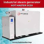 Промышленный электрический парогенератор HOT MASTER SG30