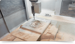 Castings for the wood processing industry