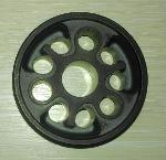 Sintered parts for shock absorbers