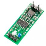 Analogue humidity module with integrated NTC