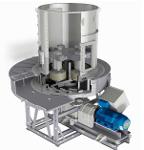 Pendulum Roller Mill (pm)