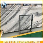 Cheap China White Marble Slab Supplier For Background Wall
