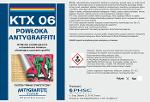 KTX 06 Powłoka Antygraffiti