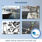 Accessoires et équipements du bateau besoin maritime