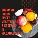 Foods, spices and cereals sourcing services