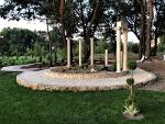 Ландшафтная архитектура (колонны)