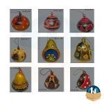 Hanging Christmas Tree Ornaments Handmade