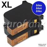 eurofrank Farbpatronenset XL für Francotyp-Postalia PostBase