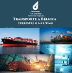 Transporte de Mercancias a Bélgica